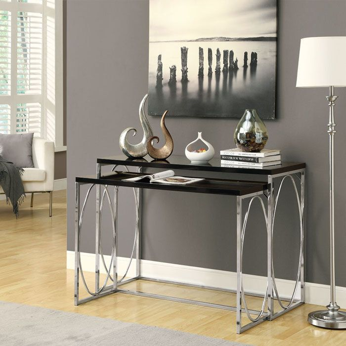 Modern Console Tables & 54 best Metal Console Table images on Pinterest   Console tables ...