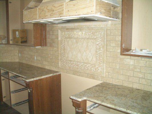 Best Backsplashes For Granite Countertops Travertine