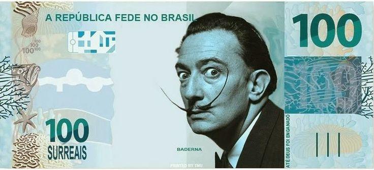 Akte Astrosuppe - glasklar!:   S+P Worldnews - WM und Olympia in Brasilien: Surreal als Protest gegen Teuerung (via SPIEGEL ONLINE)  #surreal   #brazil   #brazil2014   #dali   #salvadordali   #protests   #riots   #demos   #wm   #olympiade   #brasilien   #riodejaneiro