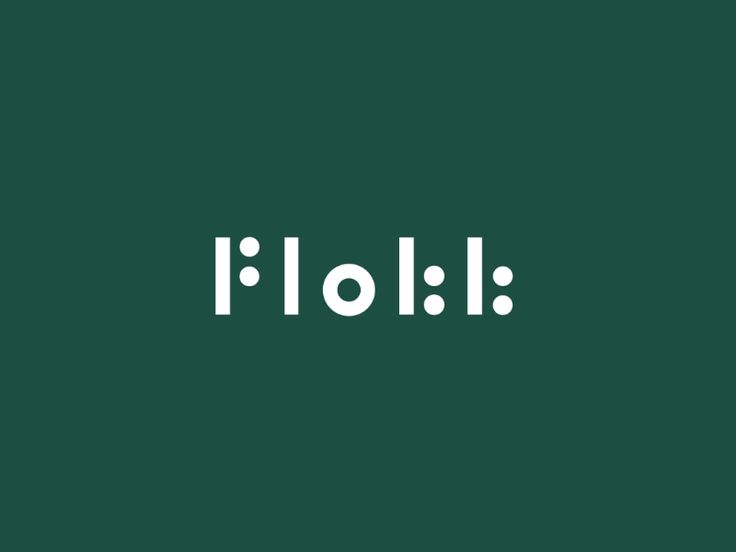 Heydays | logo and name for Flokk (formerly Scandinavian Business Seating). Strategy and naming in collaboration with Maskinen.
