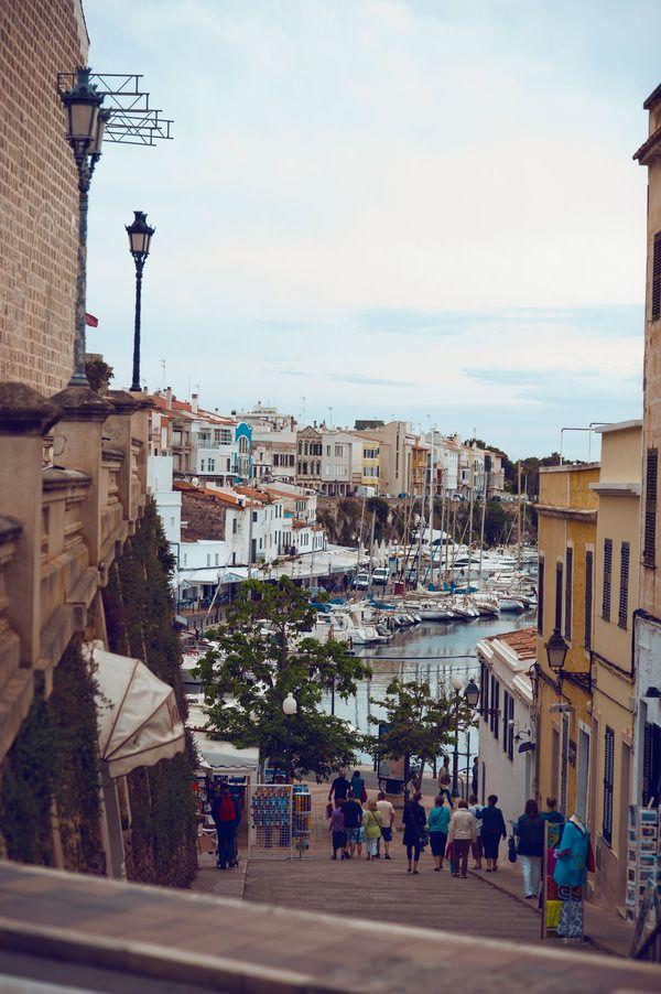 Ciudadela, Menorca
