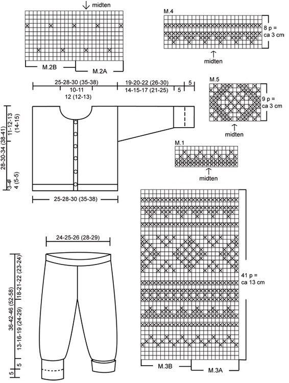 DROPS Nordisk kofta, byxa, mössa med garnbollar, vantar, sockor och filt i Alpaca. Gratis mönster från DROPS Design.