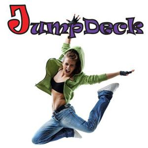 So excited to be at Jumpdeck!