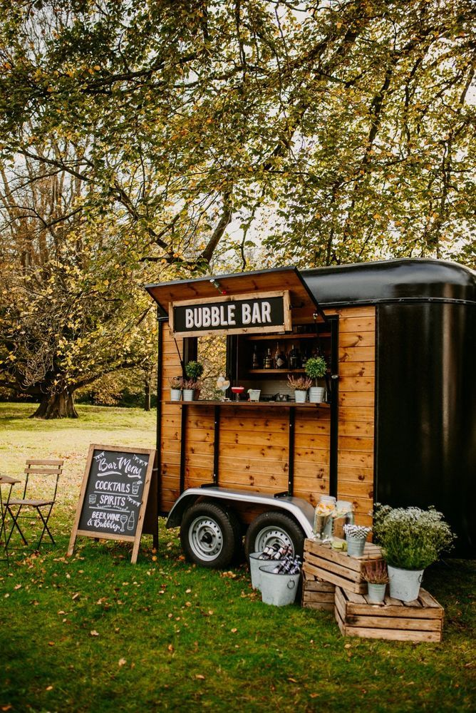 Details about Converted Horsebox Mobile Bar  Horse Box Bar  Catering