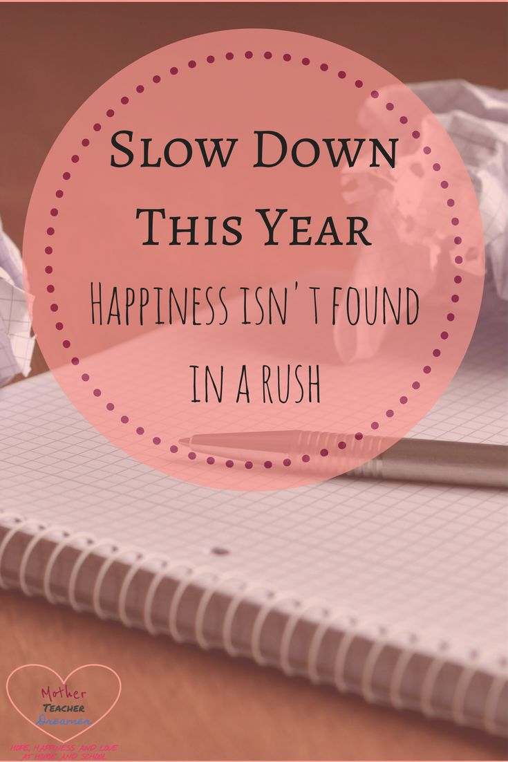 Try to stop rushing through your day, rushing through your life, take some time for you.  Slowing down may not solve all your problems, it definitely won't make folding laundry better, but calming the frantic feeling may bring you more joy.  Stop believing that when you finish it all you will be happy, slow down and be happy now.