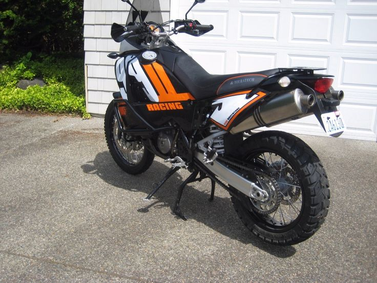 2008 KTM ADVENTURE 990 Price And Modification Picture