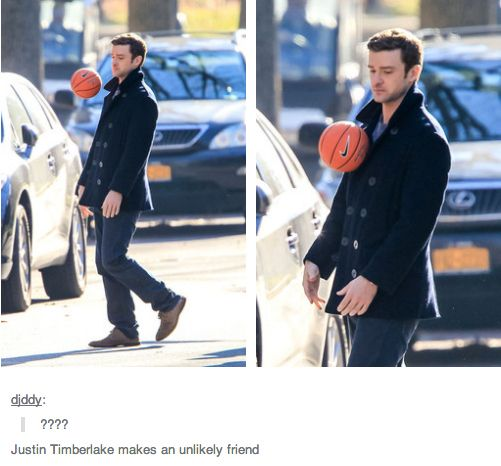 23 Pictures Of Justin Timberlake Doing Amazing, Amazing Things This turned out so much better than I thought it was going to be.