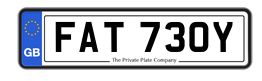 Have You Considered a Private Number Plate for Your Motorcycle? many drivers are coming to realise that they can find cheap private plates to suit motorcycles rather than cars. Why is this?
