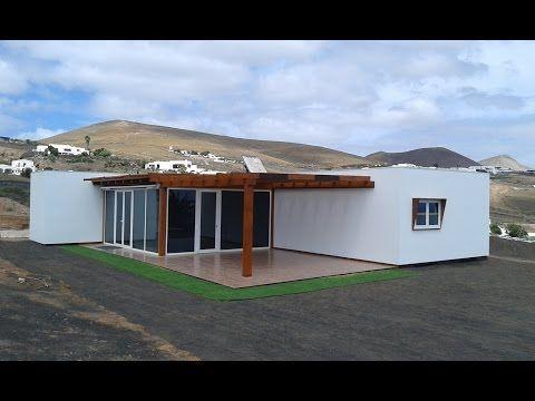 Best 25 casas hechas con contenedores ideas on pinterest - Casa container espana ...