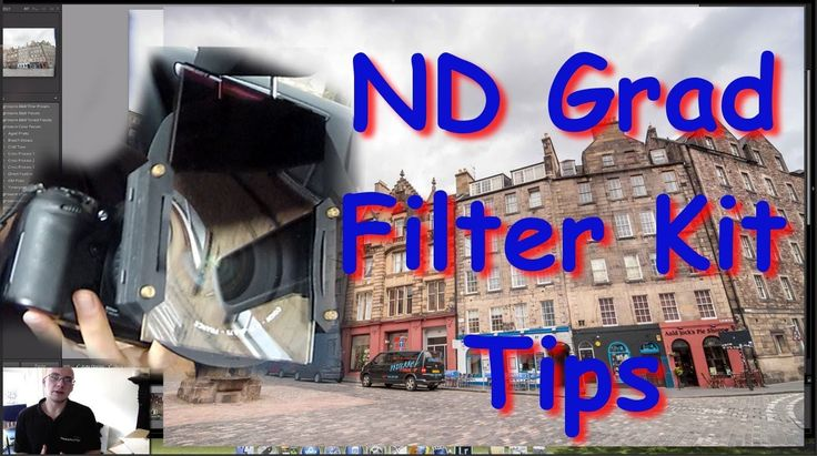 Cokin ND Grad Filter Kit Tips and Tutorial