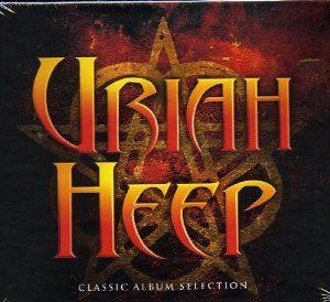 Uriah Heep - Classic Album Selection  #christmas #gift #ideas #present #stocking #santa #music #records