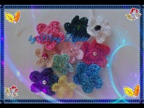 Piccoli fiori--Little flowers - YouTube