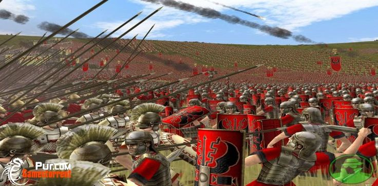 The third Rome Total War Torrent game coming from the magnificent England's Creative Assembly came as a masterpiece, redefining the meaning of games.