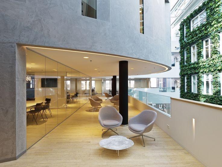 Hoofdbureau Nederlandse politie Den Haag | Ector Hoogstad Architecten Vergadercentrum