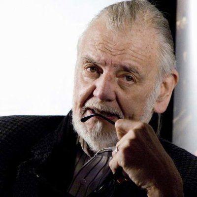 #unfakedialberto interviews George A. Romero, Night of the linving dead director at Venezia Film Festival
