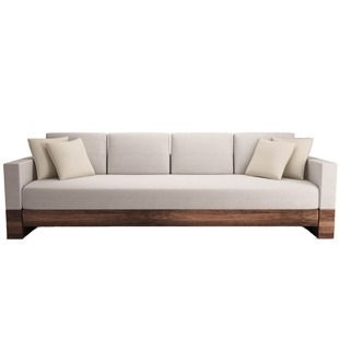 grade sofa sofas modern wood sofa pinterest