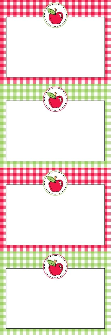 Free Book Labels 'This Book Belongs To' printables.