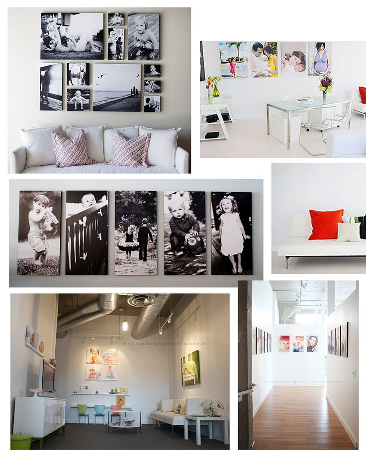 love the long ones (10x20s?)... The tall ones are amazing. It would be adorable to hang these of the same child as he/she ages. Wish I could go back in time and do that one.