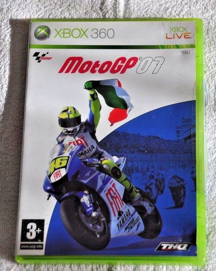 MotoGP 07   XBOX 360 Video Game