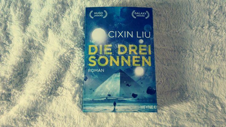 Cixin Lius BuchDie drei Sonnenist ein Sci-Fi-Roman, der wissenschaftliche Themen mit philosophischen Fragestellungen und einer spannenden Handlung großartig verbindet.#Rezension #Literatur #sciencefiction #lesen #Buch #buchblogger #Bücher #Roman