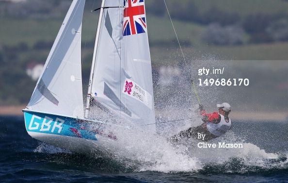 News Photo : Luke Patience and Stuart Bithell of Great Britain...