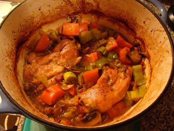 Hairy Dieters Old Fashioned Chicken Stew