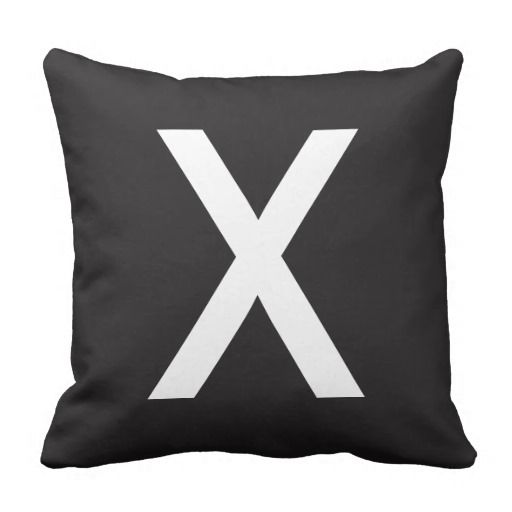 Tic-Tac-Toe Noughts and Crosses Funny  #tictactoe #outdoorfun #throwpillow #blackandwhite Game Pillow
