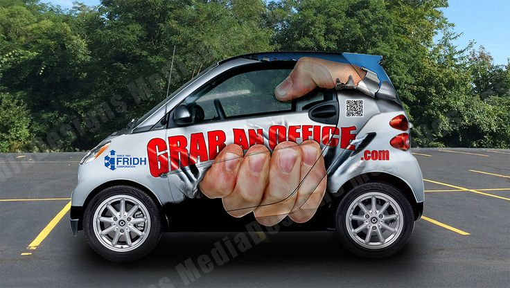 3D Vehicle Wrap Graphic Design - NY/NJ, Cars Vans Trucks
