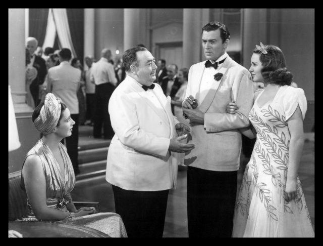 Kay Francis Walter Pidgeon Deanna Durbin ITS A DATE 1940 Eugene Pallette