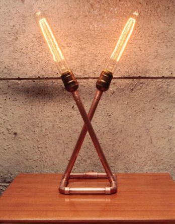 197 best lighting images on pinterest desk lamp lamp design and lamps crossed wires on an earth spinning at a thousand miles an hour its easy to get greentooth Gallery