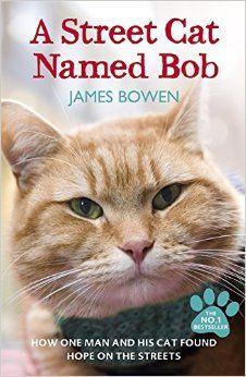 A street cat Named Bob - de James Bowen. Istoria adevarata a unei pisici ce i-a schimbat viata unui om al strazii.#decitit #welovecats #biografie #realstory