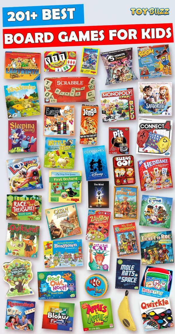 201 Best Board Games For Kids 2020 Toybuzz Best Games Board Games For Kids Fun Board Games Games For Kids