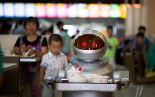 Robo-cook: #Android restaurant boots up in China Anne McClain http://phys.org/news/2014-08-robo-cook-android-restaurant-boots-china.html