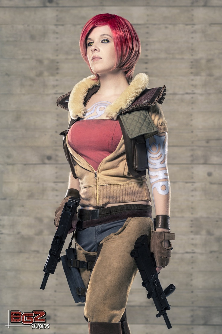 Borderlands Lilith Cosplay - Dont mess with me.. by bgzstudios.deviantart.com