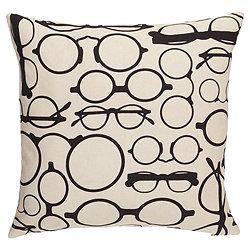 F Home Glasses Print Cushion @ Tesco £6.96