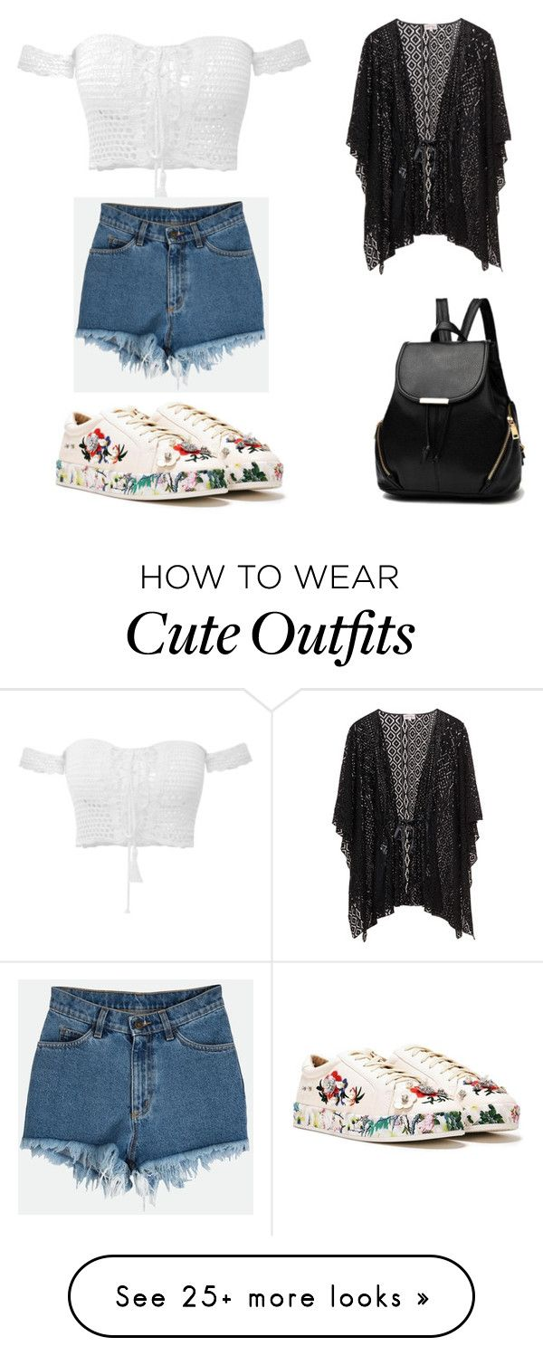 """Untitled #2109"" by elsie-jones on Polyvore featuring Nasty Gal"