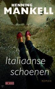 Italiaanse schoenen - Henning Mankell - http://wieschrijftblijft.com/leesbeleving-februari-2016-ii/
