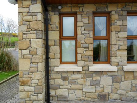 Natural Welsh Stone Domestic Projects