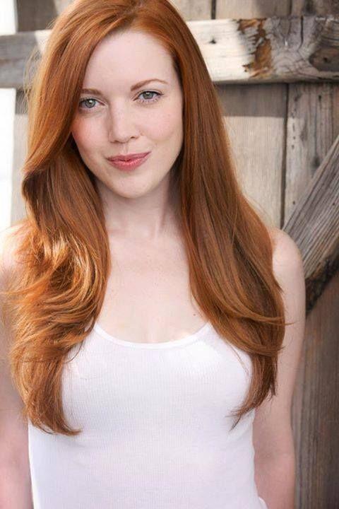 Teen Redhead Pale Skin And 61
