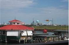 Sneaky Pete's (dock bar at Hoopers Crab House) Ocean City, MD