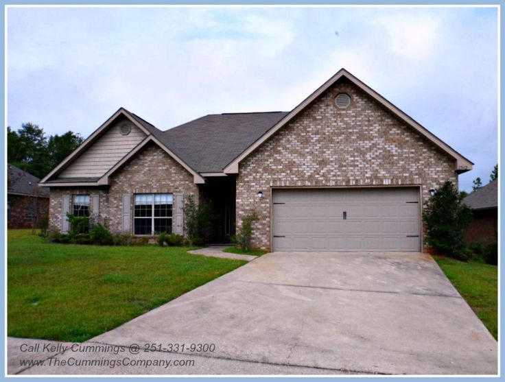 2542 Hedgerow Dr Mobile AL 36695 This West Mobile foreclosure home for sale has a stellar looking plan. This 4 bed, 2.5 bath foreclosure home is a spacious 2,528 square feet. Call Kelly Cummings and Ryan Cummings at 251-602-1941 to schedule a viewing today!