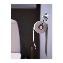 LILLHOLMEN Toilet roll holder - IKEA