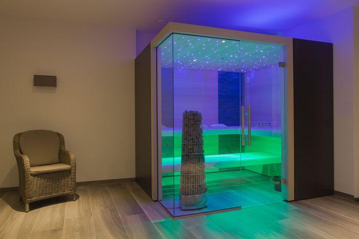 Luxe Design Sauna  I Saunabouw Brabant I