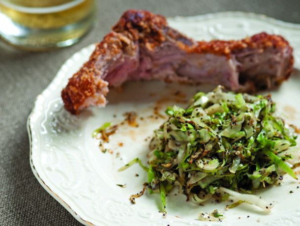 Crispy Cabbage With Poppy Seeds From 'The New Midwestern Table' | Serious Eats : Recipes