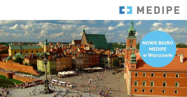 Przyjdź na uroczyste otwarcie warszawskiego oddziału MEDIPE i dowiedz się więcej na temat pracy Opiekuna osób starszych w Niemczech. 19 maja, godz. 10:00 al. Solidarności 117 pok. 814, VIII piętro