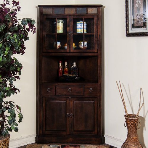 25+ Best Ideas About Corner China Cabinets On Pinterest