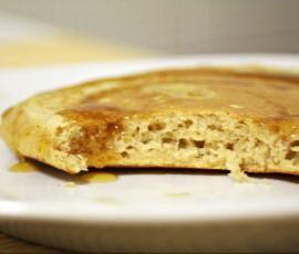 Receita Panquecas de abóbora! por Gasparzinha - Categoria da receita Sobremesas