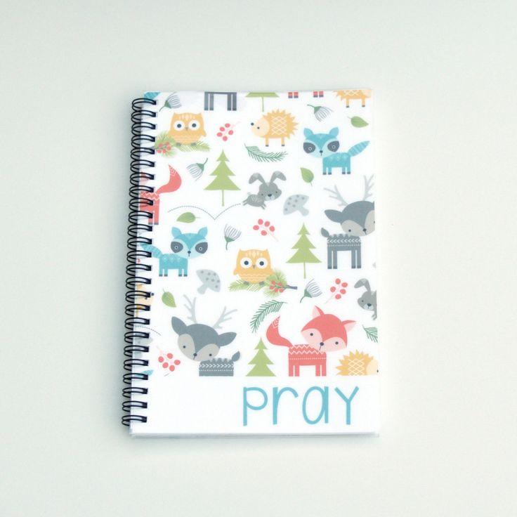 Kids Prayer Journal by RootedInk on Etsy https://www.etsy.com/listing/257256994/kids-prayer-journal