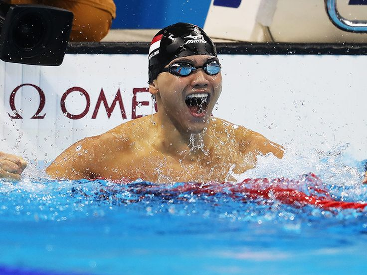 Who Is Joseph Schooling? 5 Things to Know About the Swimmer Who Beat Michael…