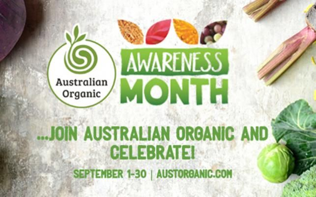 AUSTRALIAN ORGANIC AWARENESS MONTH 2016 – There's nothing like the beginning of spring to make you appreciate the natural world around you... September is @AustralianOrganic Awareness Month > Follow the link to our website for more info 🌱💚